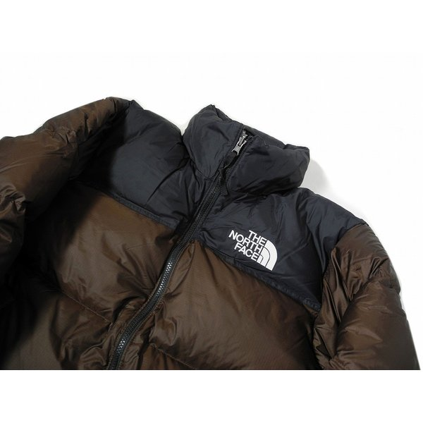 6447d2d04 THE ブラウン NORTH FACE 1996 RETRO NUPTSE JACKET BROWN ヌプシ JACKET ...