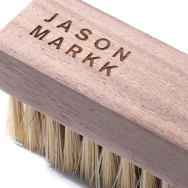 JASON MARKK PREMIUM SHOE CLEANING BRUSH ジェイソンマーク プレミアムシュークリーニングブラシ 豚毛 靴磨き シューケア用品