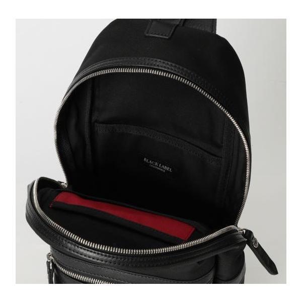 ブラックレーベルクレストブリッジクレストブリッジチェック ボディバッグ 新品  BLACK LABEL CRESTBRIDGE バーバリーライセンス メンズバッグ
