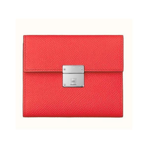 エルメスカードケースレディースミニ財布正規品新品クリックミニヴェルソHERMES正規ラッピング