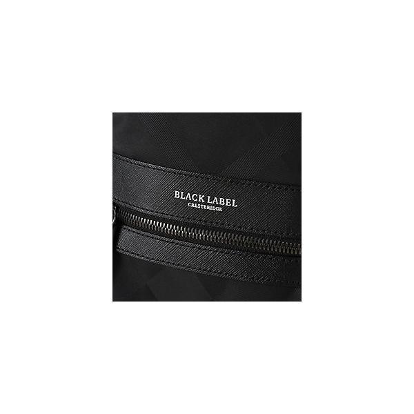 ブラックレーベルクレストブリッジシャドークレストブリッジチェックボディバッグ 新作新品  BLACK LABEL CRESTBRIDGE  正規ラッピング