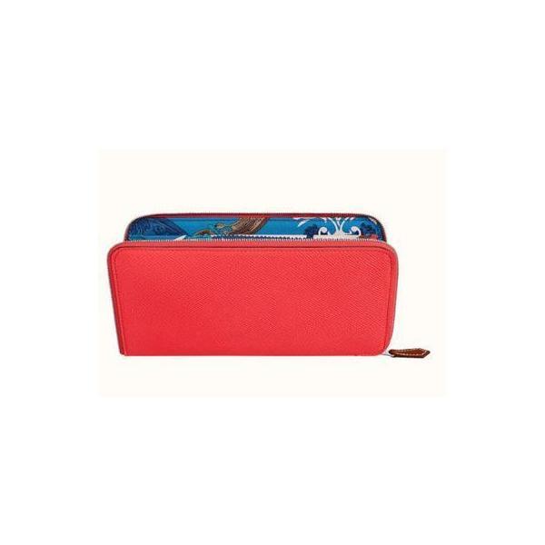 エルメス財布レディースアザップシルクイン2021  ロング長財布新品正規品ヴォー・エプソンHERMES正規ラッピング