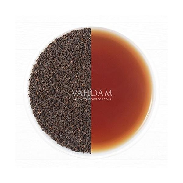 アッサムティー APPLAUSE CTC 紅茶 Vahdam teas ワダム 340g|dansyakudou