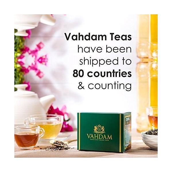 アッサムティー APPLAUSE CTC 紅茶 Vahdam teas ワダム 340g|dansyakudou|06
