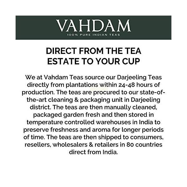 アッサムティー APPLAUSE CTC 紅茶 Vahdam teas ワダム 340g|dansyakudou|08