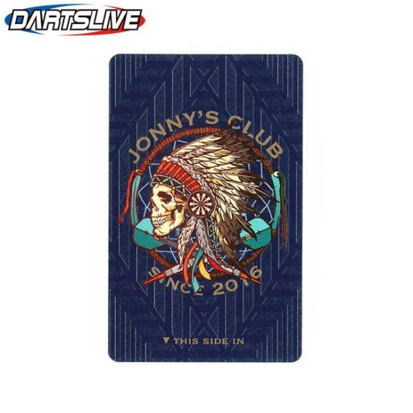 JONNYS CLUB(ジョニーズクラブ) DARTSLIVE CARD(ダーツライブカード) (ダーツカード)