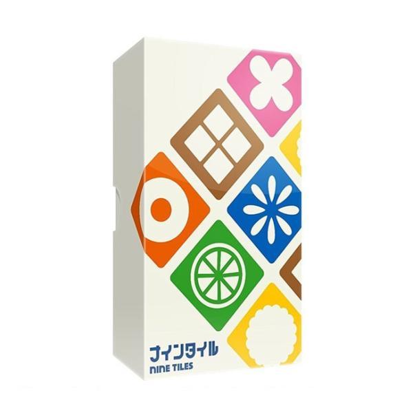 ナインタイル(新版) (ボードゲーム カードゲーム)