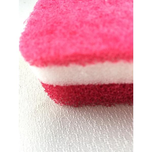 ダスキン スポンジ 台所用スポンジ3色セット抗菌タイプS オマケ付き*定型外郵便(他に2パックのセットもございます。) dasuwan 05