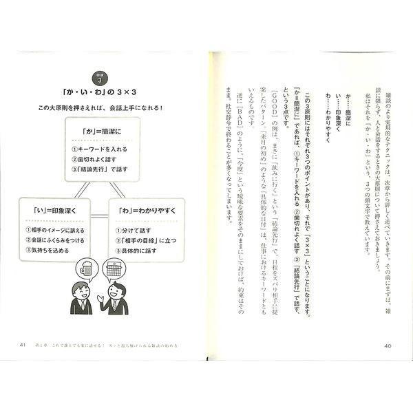 【50%OFF】そもそも、何を話せばいいかわからない人のための雑談術 day-book 05