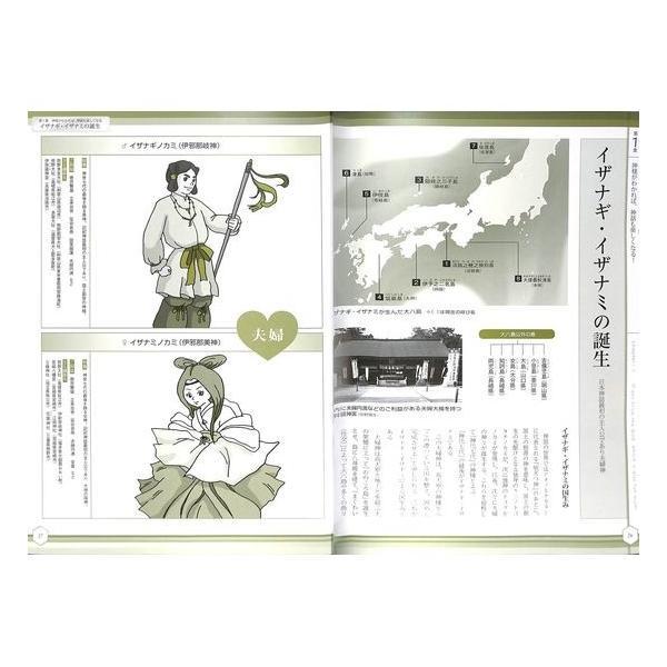 【50%OFF】図解 日本の神様大全集 YAOYOROZU|day-book|04