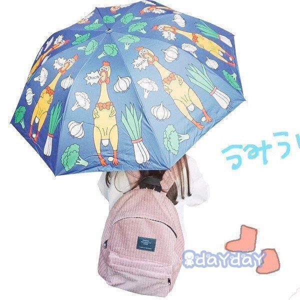 傘キッズレイングッズ子供男の子女の子長傘防水雨具安全可愛い通学通園お出かけ春夏晴雨兼用折りたたみ傘雨傘