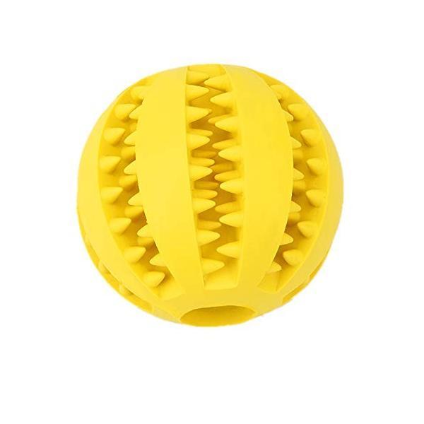 犬噛むおもちゃ 歯磨きデンタル玩具 餌入り可能 丈夫耐久性 ストレス解消用品 ボール知育トイ 運動不足解消|days-of-magic|05