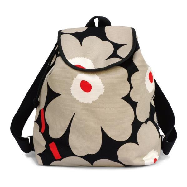 2bc5349e05 marimekkoマリメッコ エリカピエニウニッコバックパック リュックサック Erika Pieni Unikko backpack 047001  638  ...