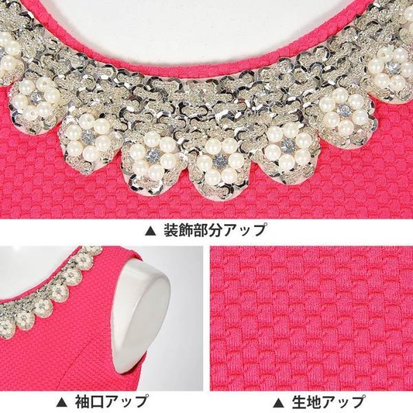 ドレス ワンピース キャバ キャバドレス パーティードレス 大きいサイズ XS S M L LL 3L 4L サイズ Aライン ミニドレス 超ミニ|dazzy|08