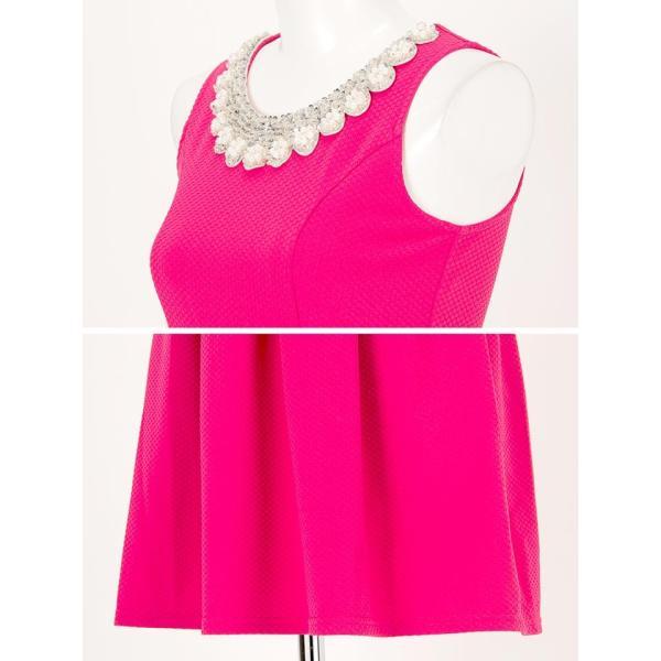 ドレス ワンピース キャバ キャバドレス パーティードレス 大きいサイズ XS S M L LL 3L 4L サイズ Aライン ミニドレス 超ミニ|dazzy|13