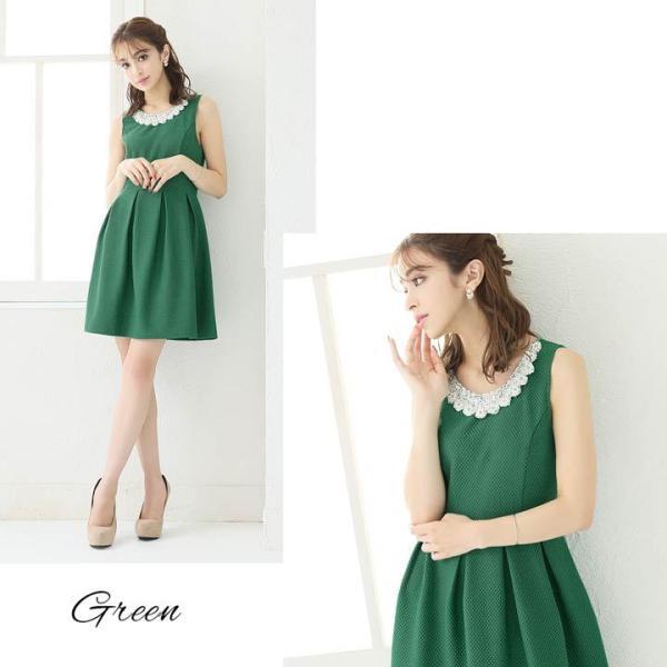 ドレス ワンピース キャバ キャバドレス パーティードレス 大きいサイズ XS S M L LL 3L 4L サイズ Aライン ミニドレス 超ミニ|dazzy|04