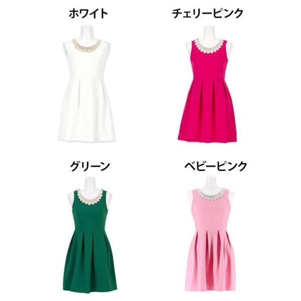 ドレス ワンピース キャバ キャバドレス パーティードレス 大きいサイズ XS S M L LL 3L 4L サイズ Aライン ミニドレス 超ミニ|dazzy|15