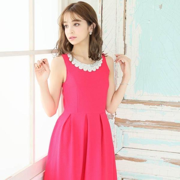 ドレス ワンピース キャバ キャバドレス パーティードレス 大きいサイズ XS S M L LL 3L 4L サイズ Aライン ミニドレス 超ミニ|dazzy|16