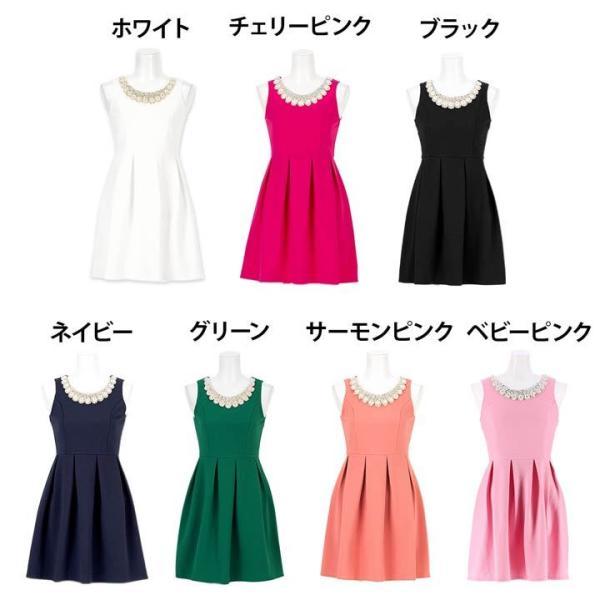 ドレス ワンピース キャバ キャバドレス パーティードレス 大きいサイズ XS S M L LL 3L 4L サイズ Aライン ミニドレス 超ミニ|dazzy|18