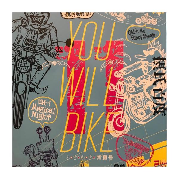 """【ネコポス便発送可能】YOU WILL BIKE : キミはバイクに乗るだろうvol.11 """" と★き★め★き★常夏号 """""""