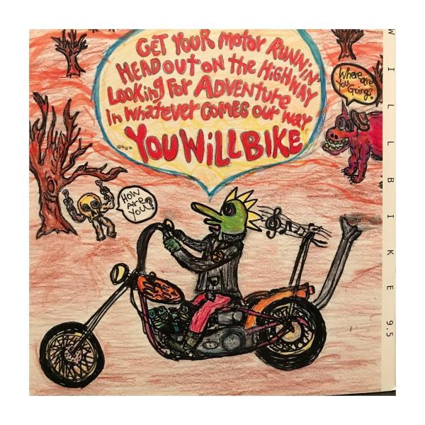 【ネコポス便発送可能】YOU WILL BIKE :キミはバイクに乗るだろうvol.9.5 & vol.10