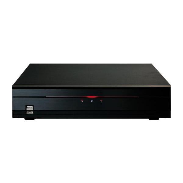 IDIS DR-2316P[防犯・監視機器記憶装置] 16chネットワークビデオレコーダー