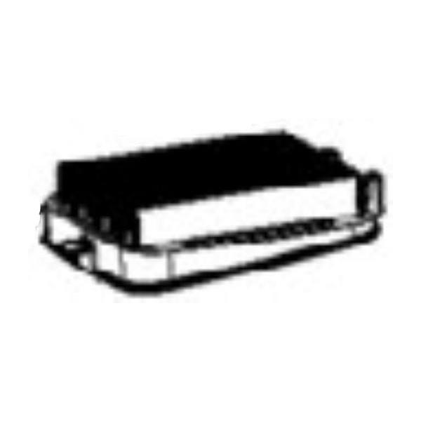 東芝 41459423[掃除機オプション]掃除機用プリーツフィルター組み立て