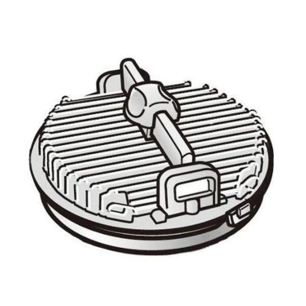 東芝 41459522[掃除機オプション]掃除機用ダストカップ内プリーツフィルター