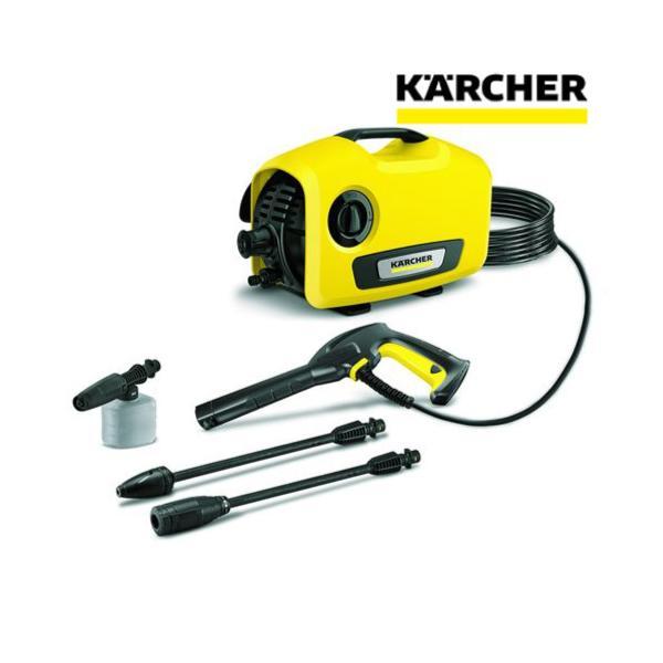 ケルヒャージャパン 高圧洗浄機 K2 サイレントの画像