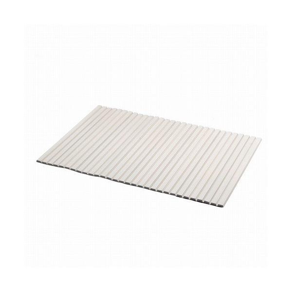 パール金属 シンプルピュア シャッター式風呂ふたL14 75×140cm(アイボリー)/HB-0668 75×140cm