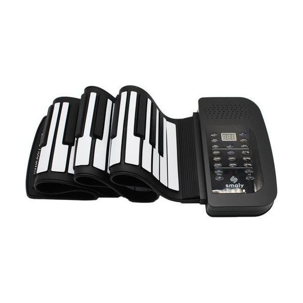 SMALY ロールアップピアノ61鍵/SMALY-PIANO-61 dcmonline