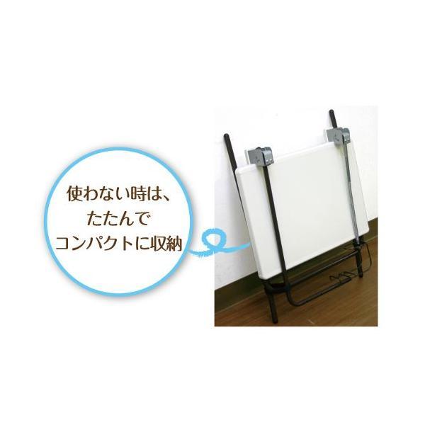 Cupet グルーミングテーブル/PGT-40W ホワイト/550×660×1000mm|dcmonline|04