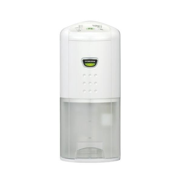 CORONA コンプレッサー除湿機 パーソナルタイプ/CD-P6318(W)|dcmonline