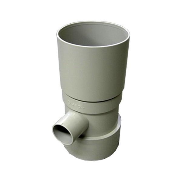 タキロン 雨水貯留タンク部品 雨水集水継手 白/120?200リットル対応 白色
