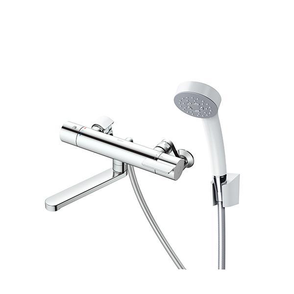 TOTOサーモスタットシャワー混合栓寒冷地品/TBY01402Z樹脂シャワーヘッド/寒冷地品