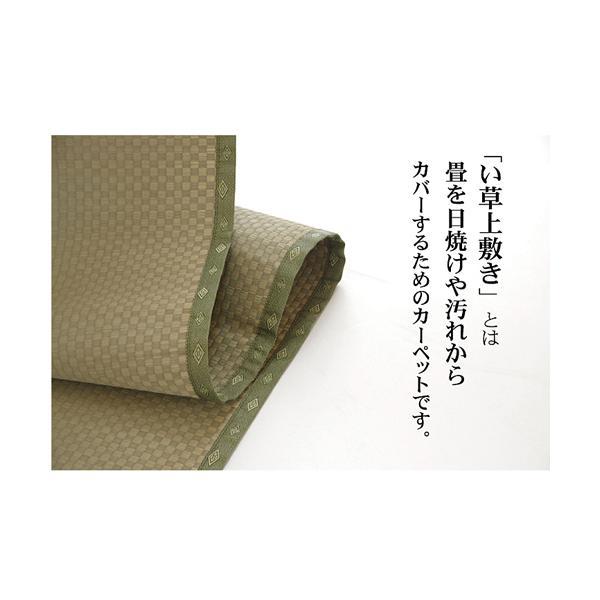 イケヒコ・コーポレーション い草 上敷き 不知火 江戸間/6300134 江戸間4.5畳 dcmonline 02