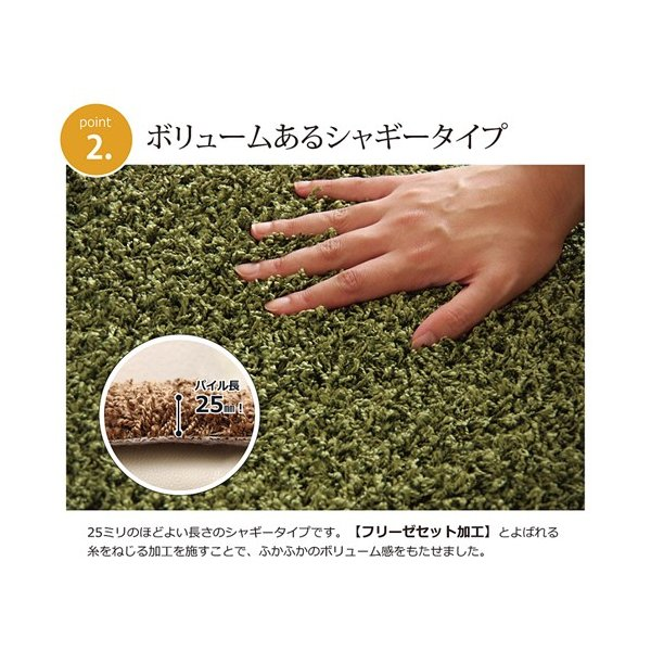 イケヒコ・コーポレーション シャンゼリゼ 平織/4722299 BR/約180cm丸