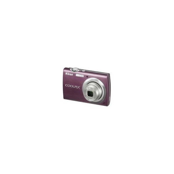 COOLPIX デジタルカメラ/COOLPIX S230 PP パープル