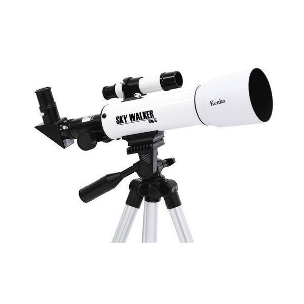 ケンコートキナー 天体望遠鏡 スカイウォーカー/SW-0 ホワイト