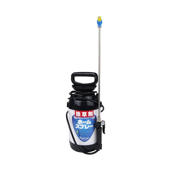 ホームクラフト 蓄圧式噴霧器 4L 除草剤用/4RS HPS-3040W 4L除草剤用