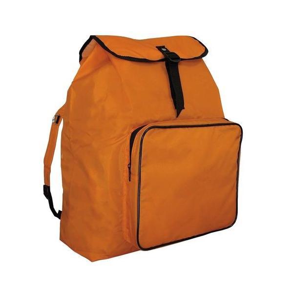 グリーンライフ 山菜&レジャーリュック(オレンジ)/TS-06 オレンジ/420x180x520mm|dcmonline
