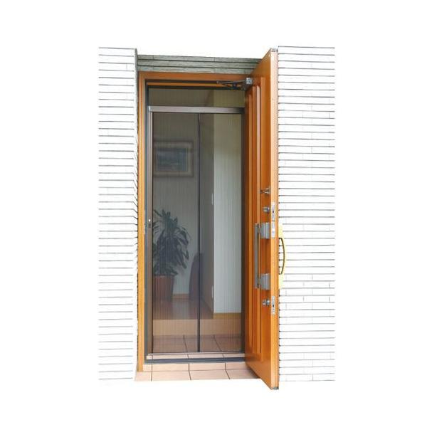 川口技研 ノーカットロータリー網戸II/NC2-20 網戸の高さ206cm dcmonline