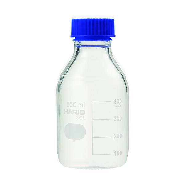 HARIO 耐熱ねじ口瓶 500ml/NBO-500-SCI