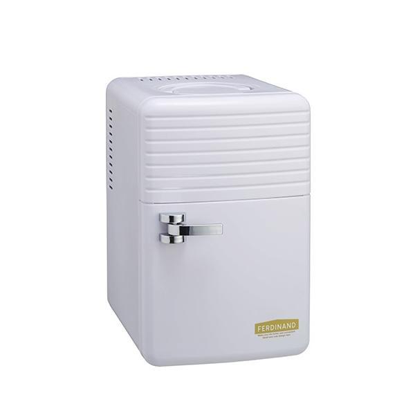 アピックス6Lクールボックス保冷庫FSKC-6008(WH)
