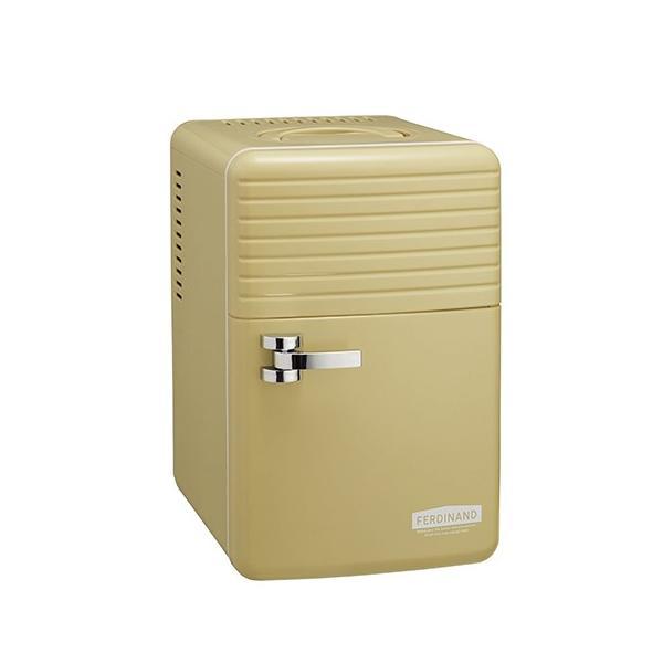 訳あり箱不良アピックス6Lクールボックス保冷庫FSKC-6008(BR)(0)