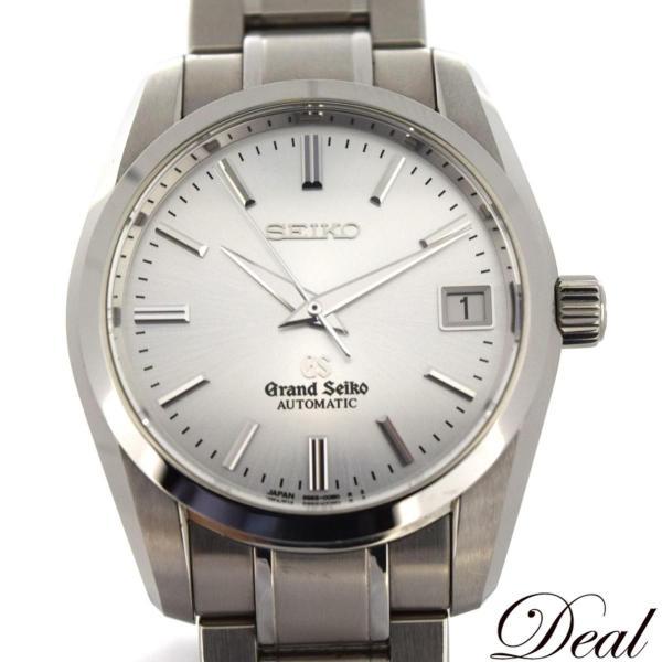 美品 SEIKO セイコー グランドセイコー メカニカル SBGR051 9S65-00B0 2017年購入 メンズ 腕時計