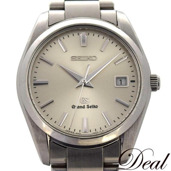 【大幅値下げ】 SEIKO セイコー グランドセイコー SBGX063 クォーツ メンズ 腕時計