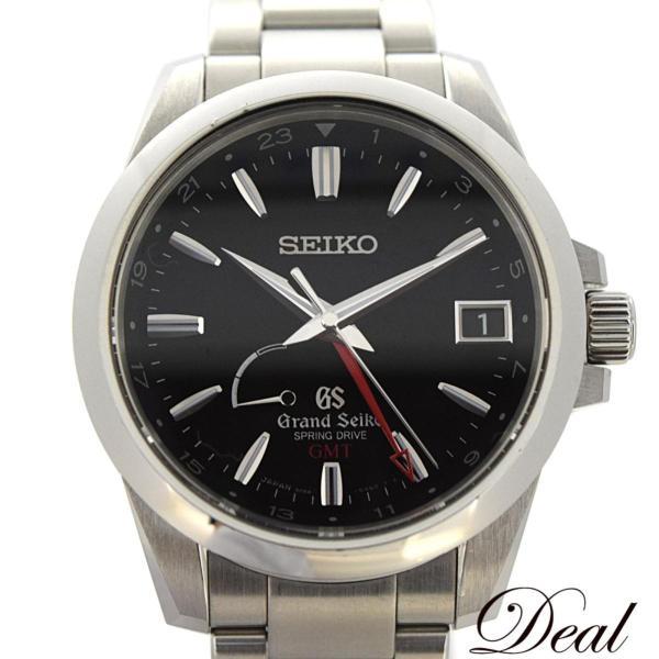 SEIKO セイコー グランドセイコー スプリングドライブ SBGE013 自動巻 メンズ 腕時計