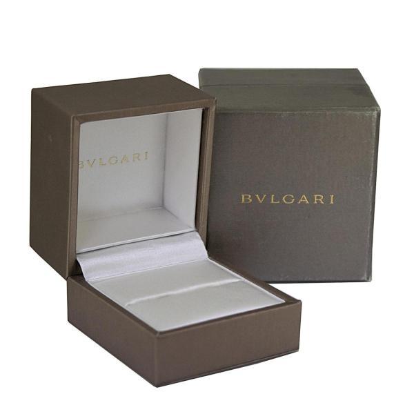 ブルガリ ヴェネチアジュデッカ リング Pt ダイヤモンド 8.5号 指輪 BVLGARI