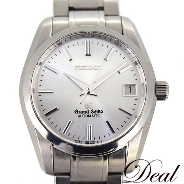 セイコー グランドセイコー SBGR051 裏スケ メンズ 腕時計 SEIKO